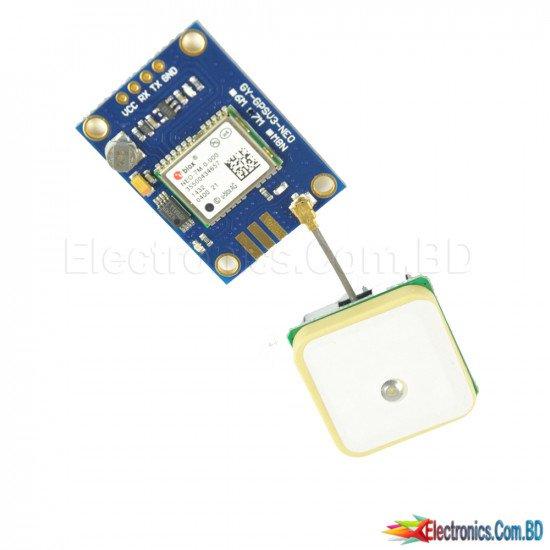 Ublox NEO-7M-0-000 GPS module MWC APM2.6 replace GYGPSV3-NEO7M