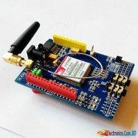 SIM900 Quad-band GSM GPRS Shield Development Board For Arduino