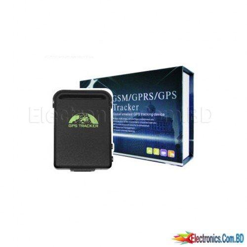 GSM / GPRS / GPS Tracker