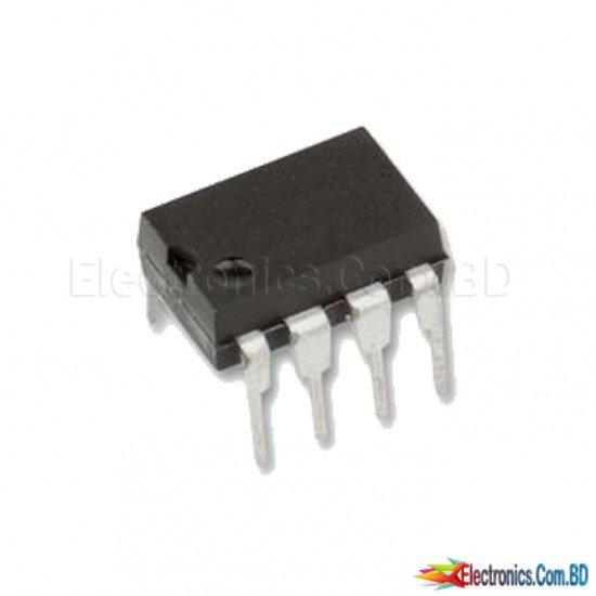 8 Bit Microcontroller 8 KB 20 MHz 512 B AVR Tiny Low Power High Performance