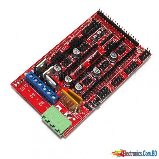 CNC 3D Printer Kit RAMPS 1.4 Controller Control Panel for Arduino Mega