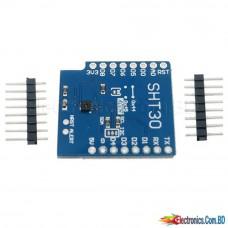 WEMOS D1 Mini Comp. SHT30 Digital Temperature and Humidity Sensor