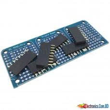 ESP8266 D1 Mini Pro WiFi NodeMcu Tripler Base