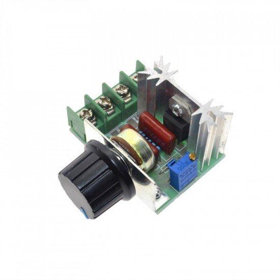 Voltage Regulator Module 2000W AC 220V SCR Electronic