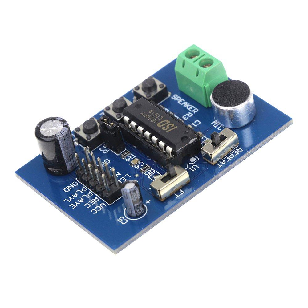 Voice Recording Module Recorder Circuit