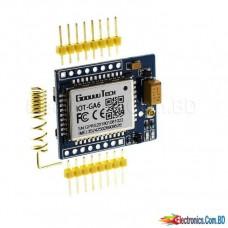 GA6-B mini GPRS GSM module A6 SMS voice development board 5V