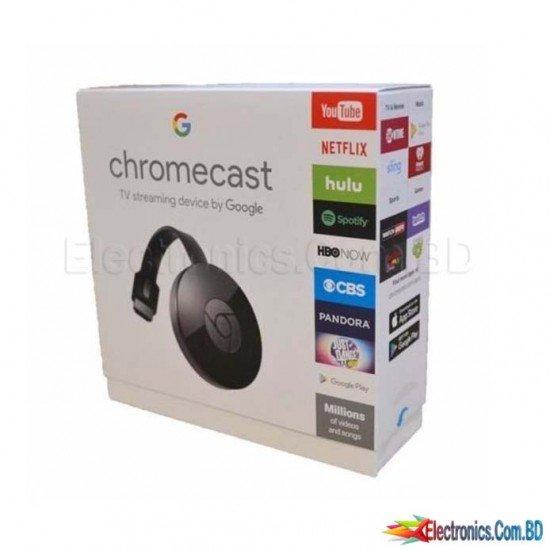 Google Chromecast Ultra Media Streamer