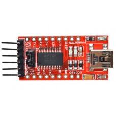 FT232RL FTDI USB 3.3V 5.5V to TTL Serial Adapter Module forArduin Mini Port