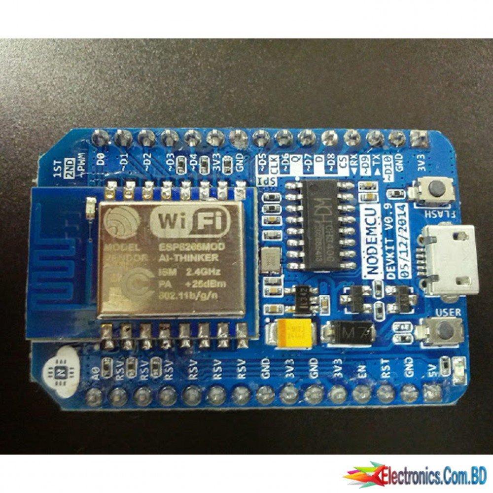ESP8266 NodeMCU DevKit Development Board