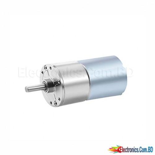 DC 12V 5 RPM Gear Motor