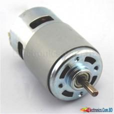 775 motor (double ball bearing) high speed high torque 12-24V DC motor