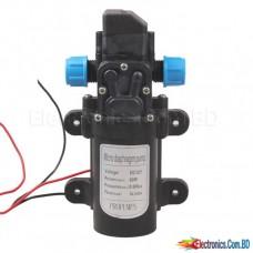 DC Water Pump 12-24V 60W Micro Diaphragm High Pressure Pump