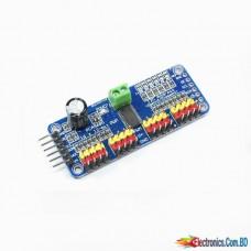 16-Channel 12-bit PWM Servo Driver Module PCA9685 For Arduino