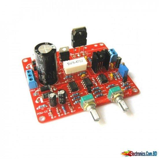 AC-DC DIY Adjustable Power Supply DIY Kit