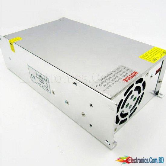24V 20Amp 480W DC SMPS POWER SUPPLY For LED Strip Light