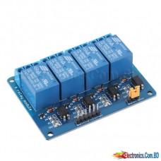 Relay Module 5V 4 Channel