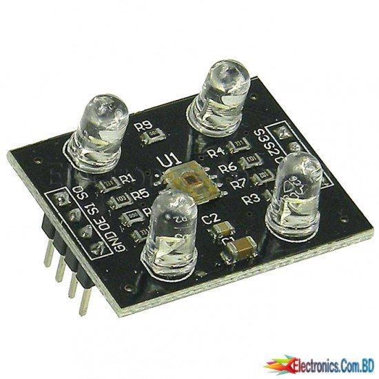 Color Sensor Recognition Module TCS230