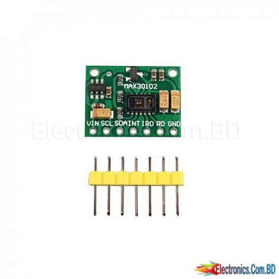 Max30100 Heart Rate Sensor Pulse Sensor Module