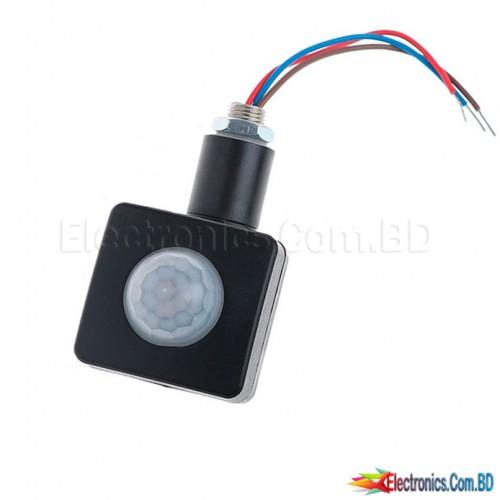 PIR Motion Sensor Switch LED 110V-220V 100W