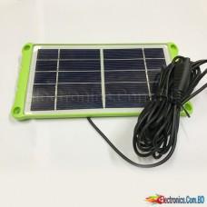 Solar Panel 8x4 Inch 6V