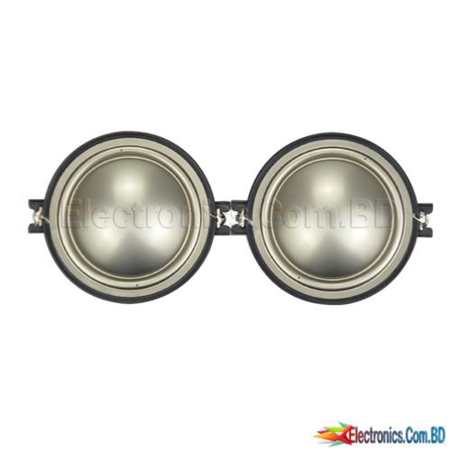 "AIYIMA 2Pcs 1"" Inch Tweeter Speaker 4Ohm 20-30W Treble Speaker Audio Loundspeaker For Car Audio DIY"