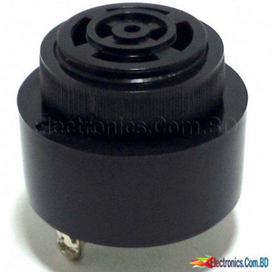 Piezo Buzzer, 12VDC (4-16VDC), Slow Pulse Tone. TRIP-653-12SAD