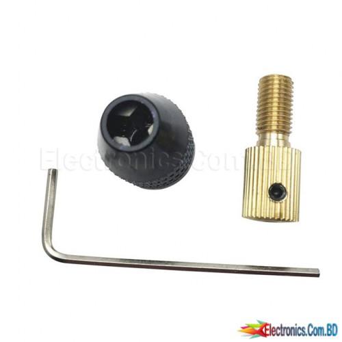 Drill Chuck Brass 0.3mm-3.4mm