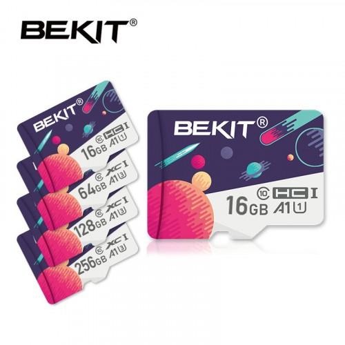 Bekit micro sd card 16gb memory card microsd card SDXC SDHC class 10 Flash drive for raspberry pi 4 smartphone camera