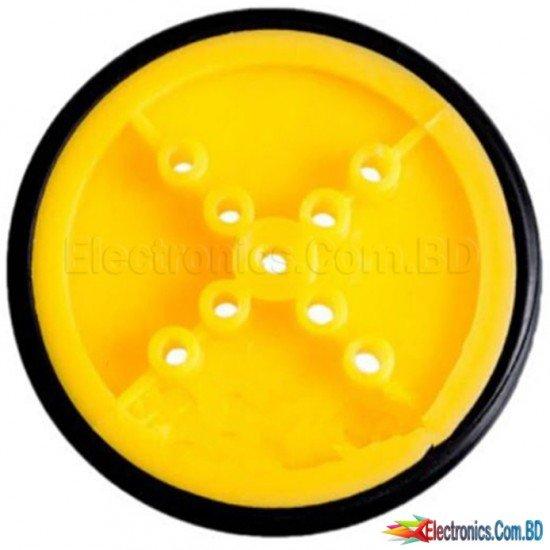 410 Rubber Wheel Diameter 41MM