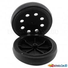 Thin Robot Wheel 47x10mm Pair