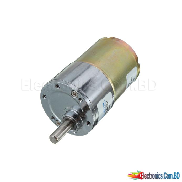 12v dc 120 rpm powerful high torque motor gear box for 120 rpm dc motor