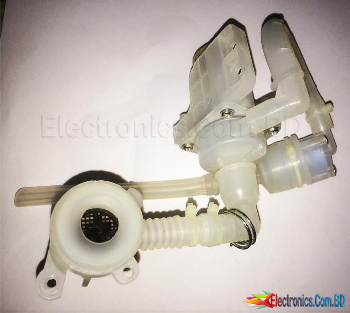 Mini water pump motor